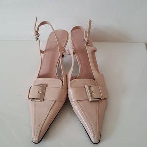 AK Anne Klein iflex 6,light pink,leather upper
